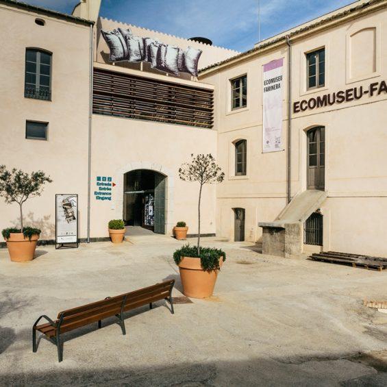 Façana Ecomuseu